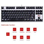 033cc621703 Rii 87-Key LED Backlit Mechanical Keyboard $19.99 - Page 2 ...