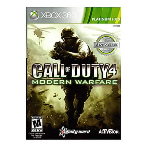 Call of Duty: Modern Warfare Remastered - Xbox One $25.96