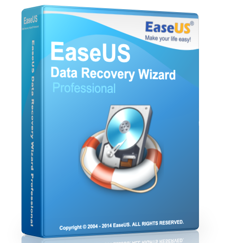 EaseUS Data Recovery Wizard Professional with lifetime license for PC - FREE