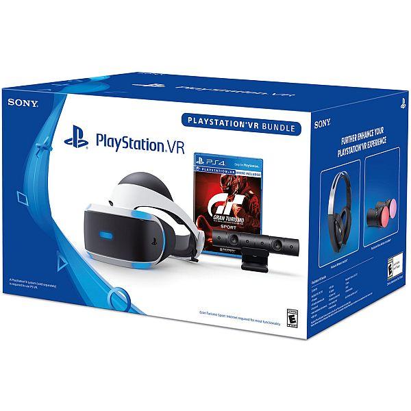 PlayStation VR GranTurismo Sport Bundle $199 + Free Shipping