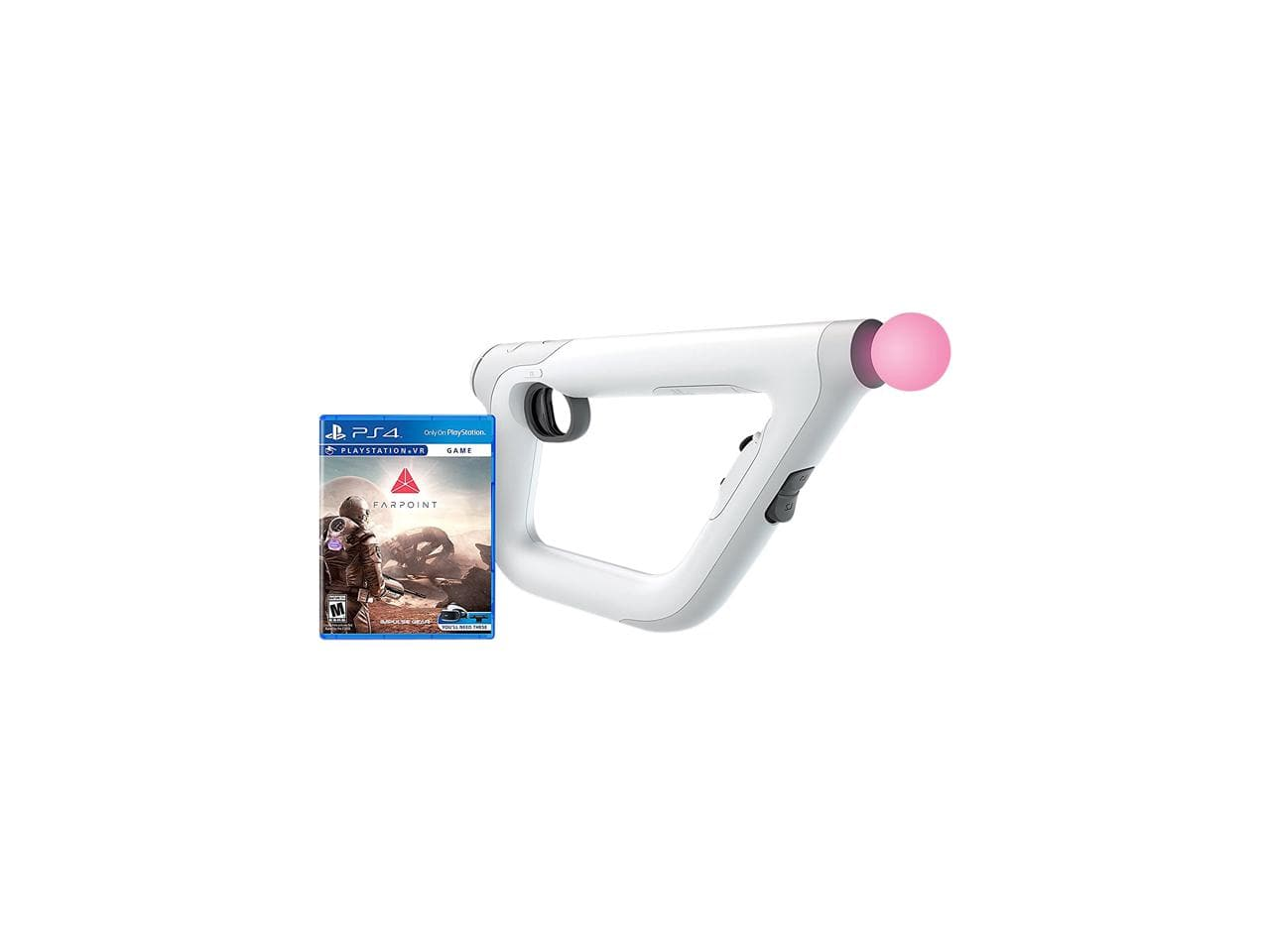 PSVR Aim Controller Farpoint Bundle (PS4) $64