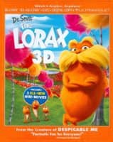 The Lorax 3D Bluray and The Nut Job 3D Bluray (both with digital copy) - $10 each at Best Buy (or $9 with in store pickup if available)