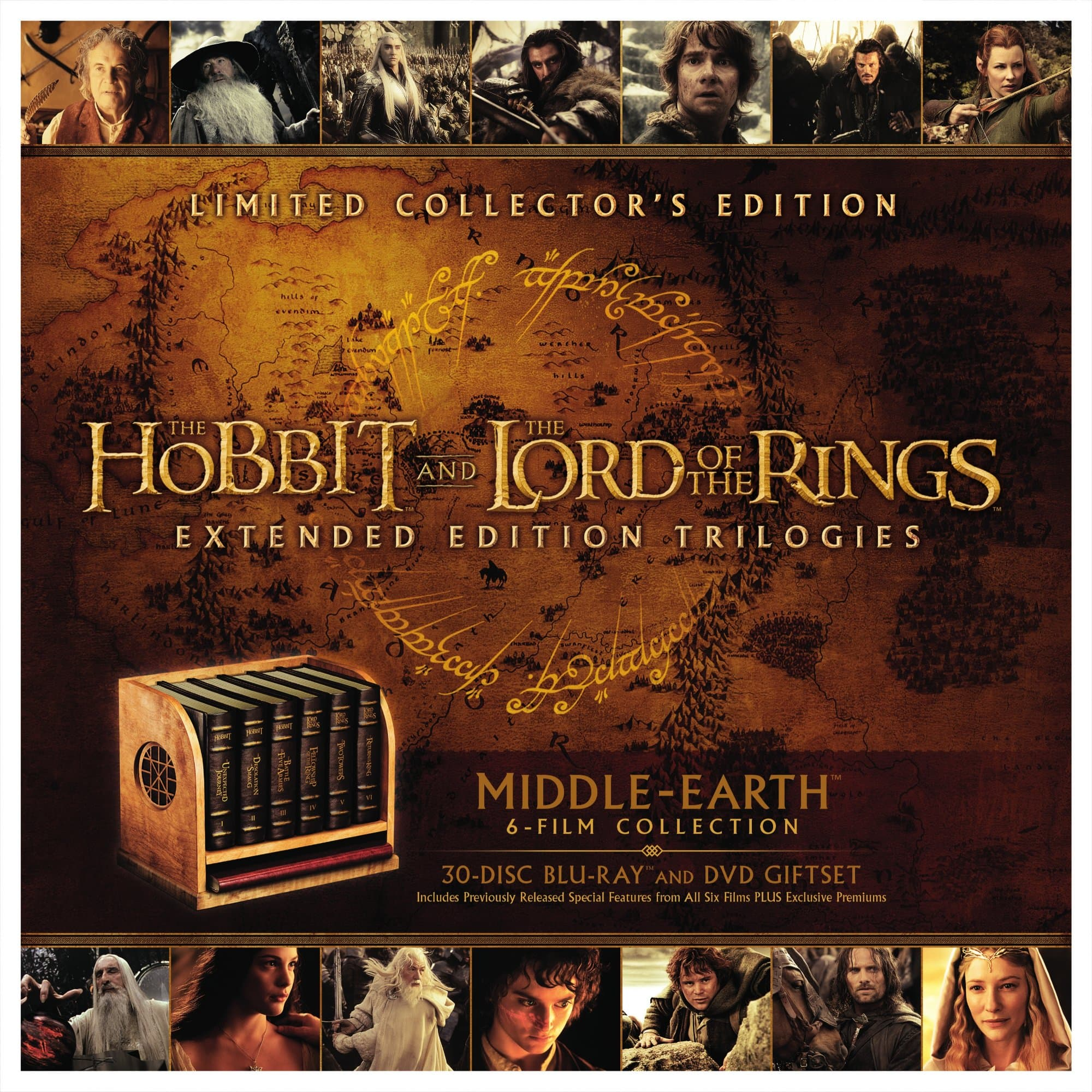 Middle-Earth Limited Collector's Edition - $192 + S&H AC at B&N