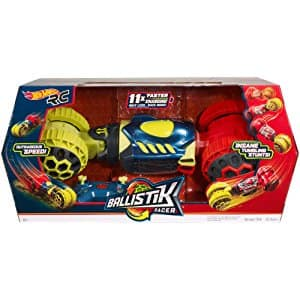 Hot Wheels Ballistik Racer Vehicle For $29.99