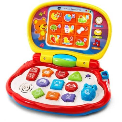 $4 Off VTech Brilliant Baby Laptop + Free Shipping $13.88