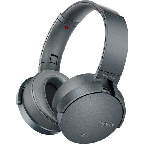 Sony - XB950N1 Extra Bass Wireless Noise Canceling Headphones - Titanium $119.99
