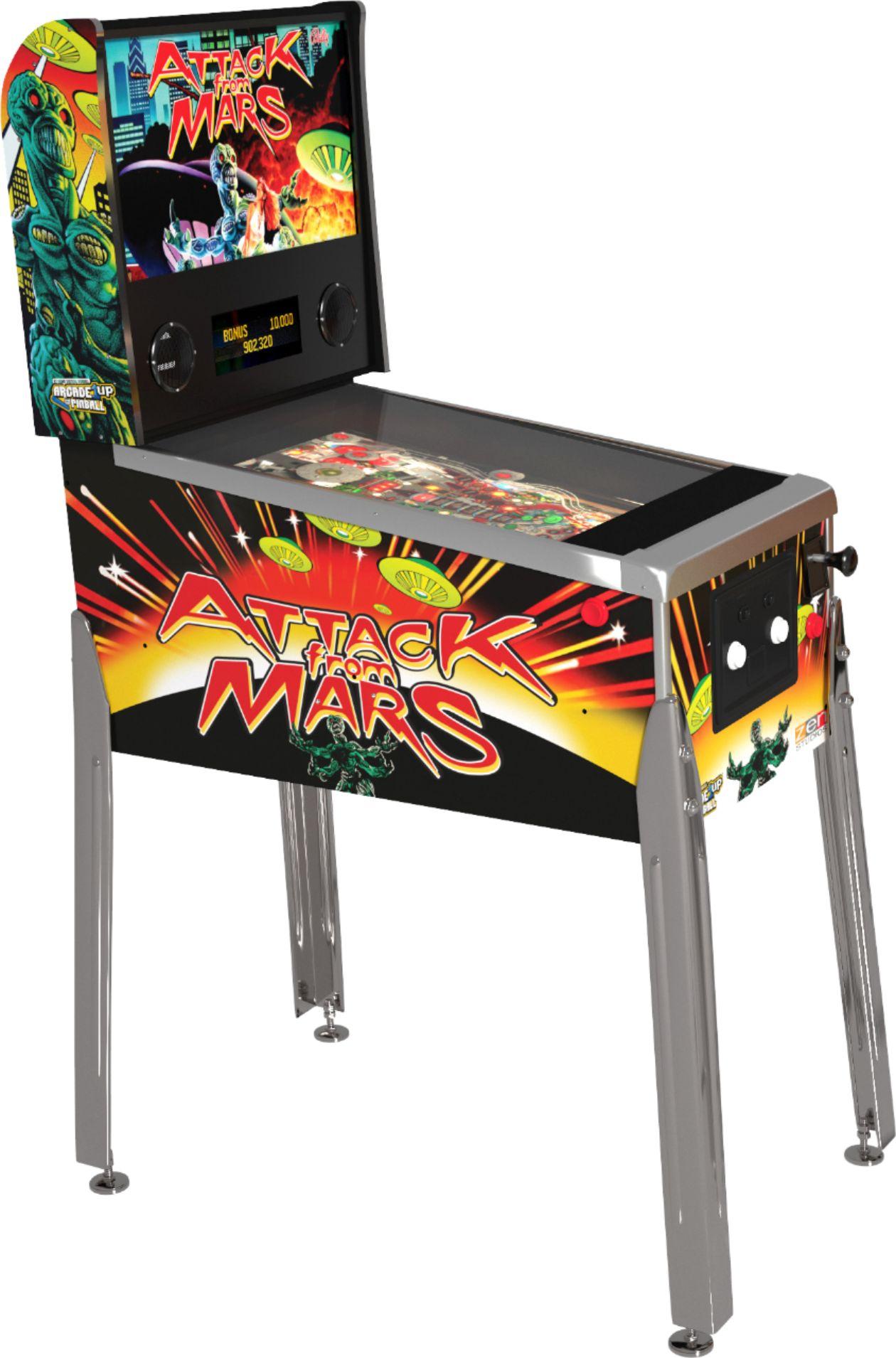 Arcade1Up Williams Bally Attack From Mars Pinball Digital - Best Buy $599
