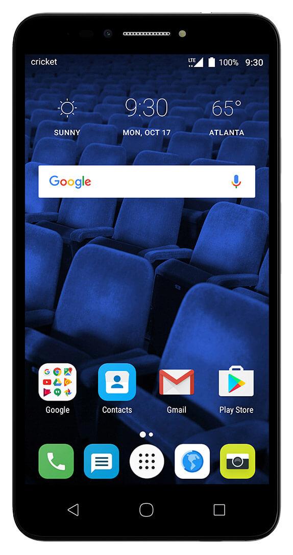 Target B&M - Cricket Wireless - Alcatel Pixi Theatre - YMMV $18