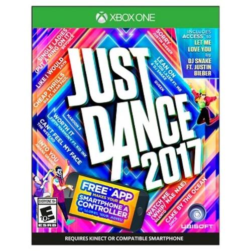 Just Dance 2017 Xbox One - Target B&M - YMMV $11.98
