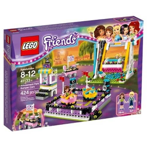 YMMV - Target - LEGO® Friends Amusement Park Bumper Cars $28