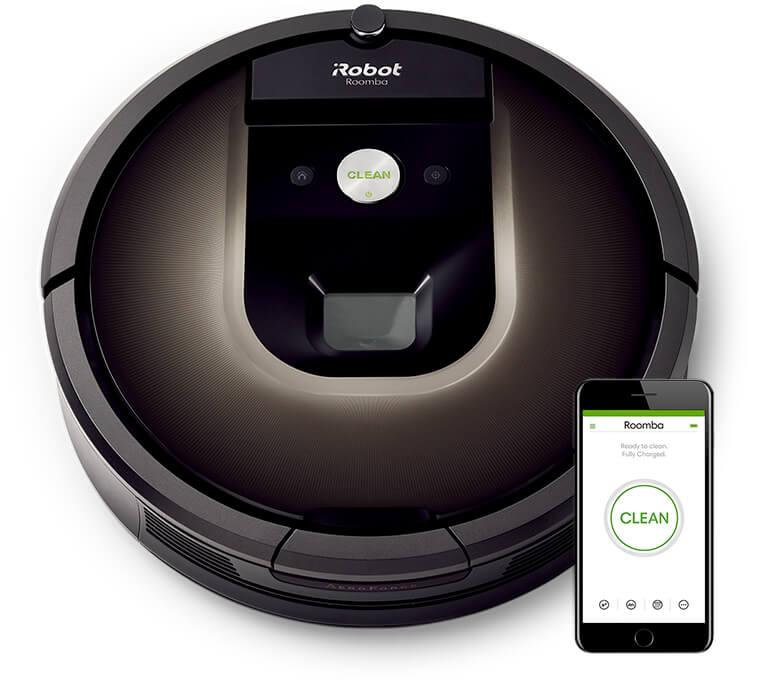 iRobot® Roomba® 980 $699.99