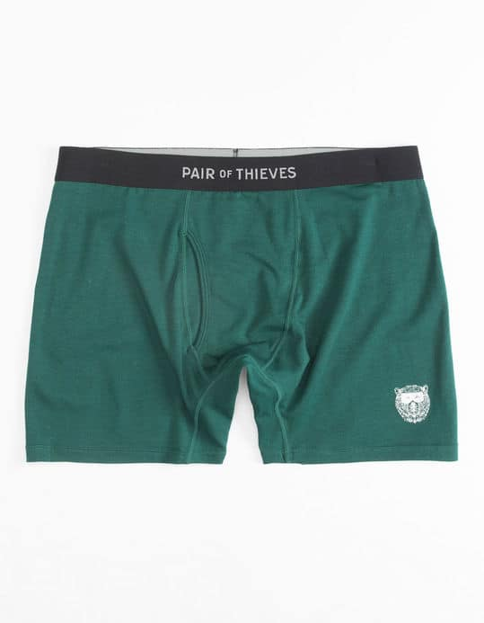 Pair of Thieves Men's Boxer Briefs (M and L) $8.98 each and free shipping