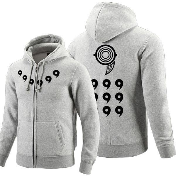 [50% OFF] Naruto Jinchūriki Luminous Hoodies(Save $30) + Free shipping(Kill Ping) $29.99