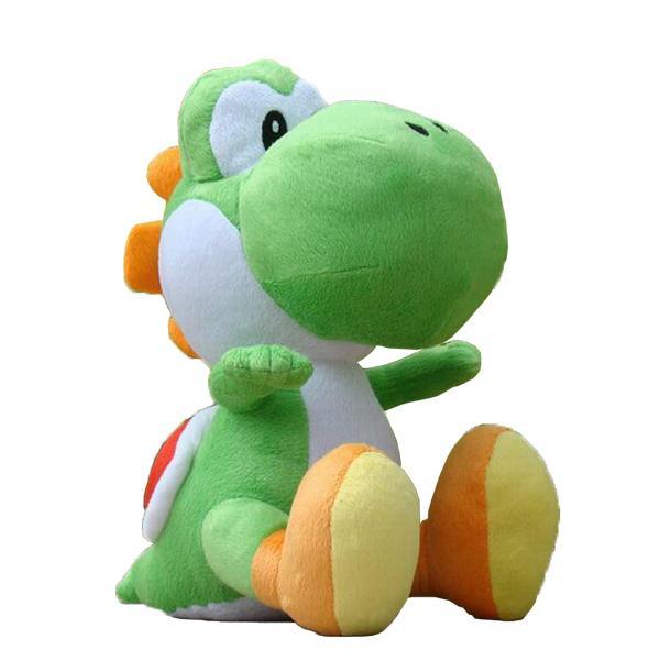 [50% OFF] Super Mario Yoshi Plush Toy + Free Shipping $16.99