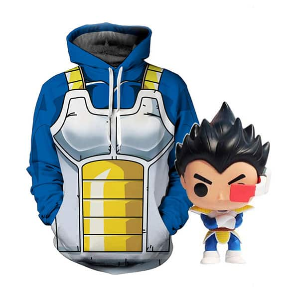 [Happy Holiday] FLAT 50% OFF on DBZ The Vegeta Bundle(You Save 34.99) + Free Shipping(Kill Ping)