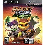 PS3 Games Sale @ Best Buy $10+