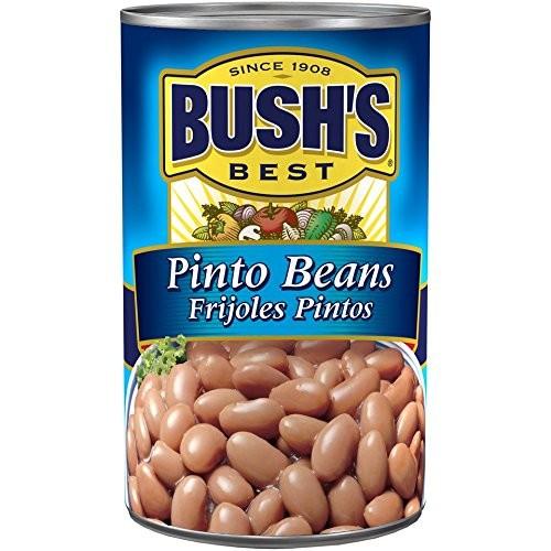 Bush's Best Pinto Beans, 41 oz $0.75 (Prime Pantry)