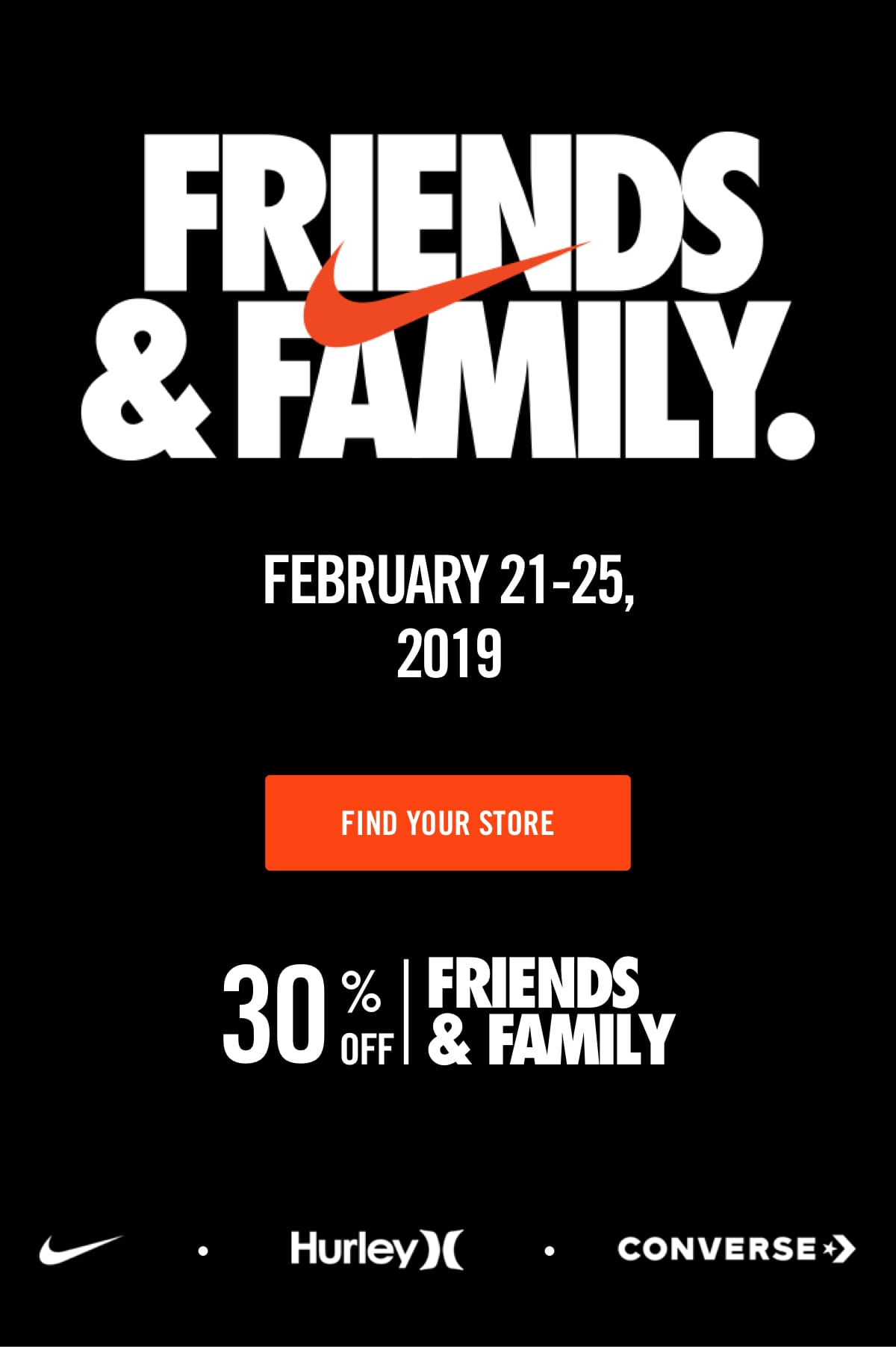 742e2e7730f Nike friends and family 30% Off - Slickdeals.net