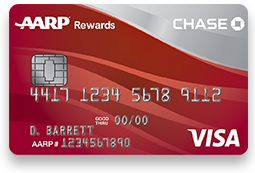 4% cash back bonus on AARP® Credit Card from Chase