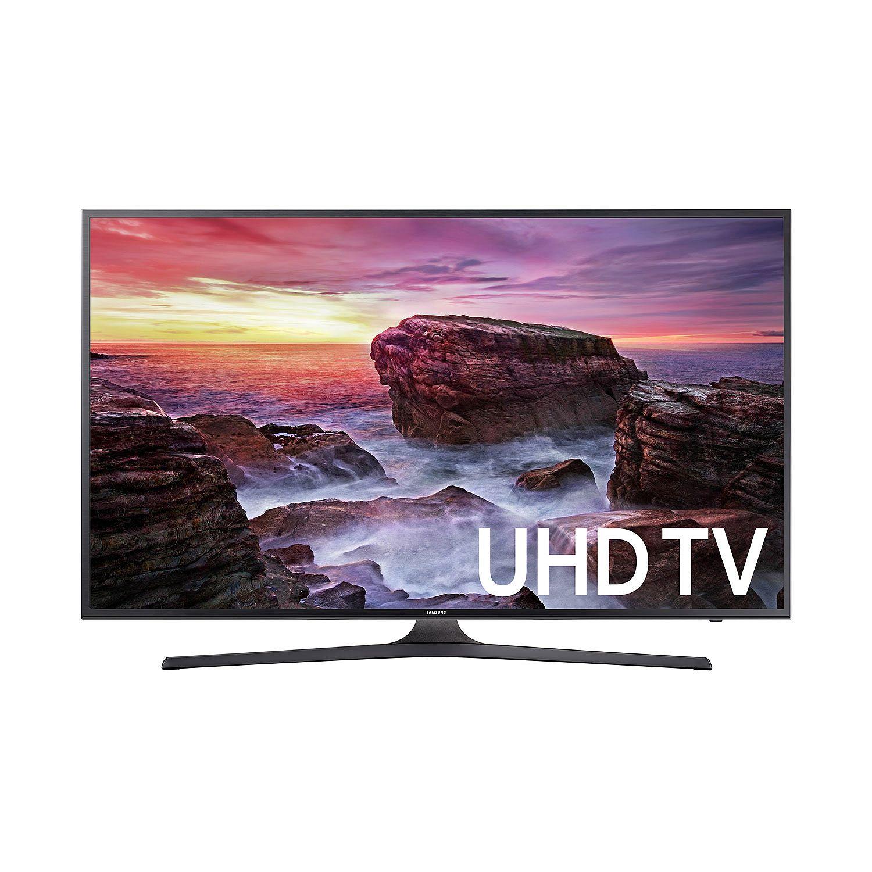 "40"" Samsung 4K/UHD Smart TV 40MU6290 $298 at Sam's Club or Free Shipping Online"