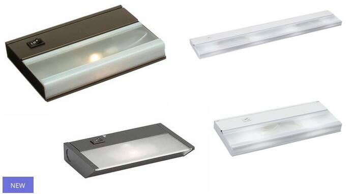 Under counter light system as low as $17 @Groupon