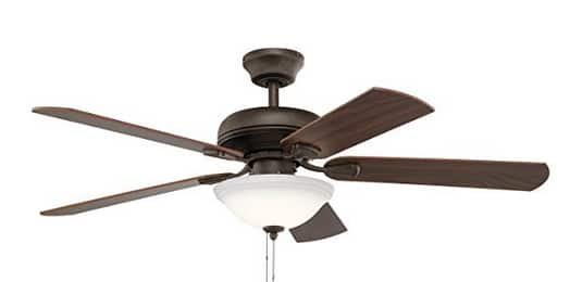 Nice 52Inch fan @Amazon for $129.95 +FS for Prime