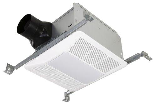 Sylvania E11006SL Eco Series 110 CFM Bathroom Vent, 0.6 Sones Energy Star $72 @amazon
