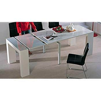 Cool transforming  console table to full dinning table @Amazon $820 + FS