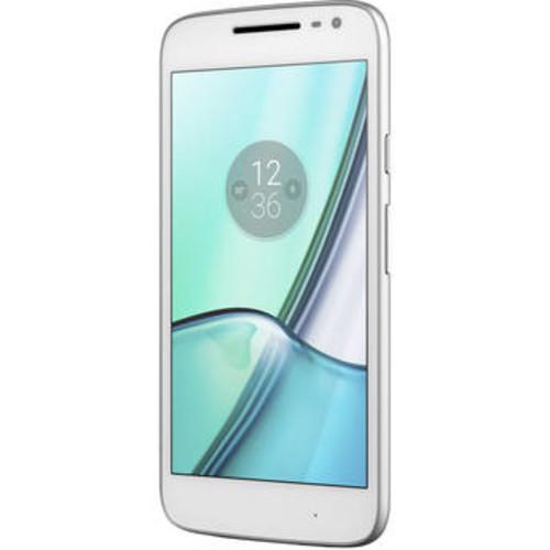 Moto G Play XT1607 4th Gen. 16GB Smartphone (Unlocked, White) $99
