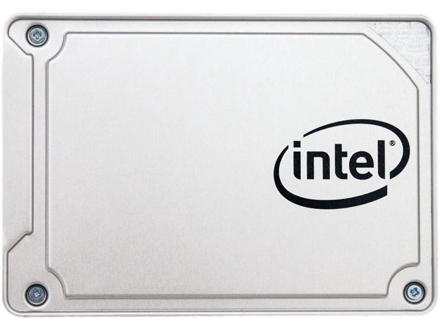 "Intel 545s Series 2.5"" 256GB SATA III 64-Layer 3D NAND TLC Internal Solid State Drive (SSD) W/ Code:EMCBBBK23 $76.99"