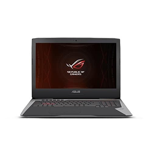 "ASUS ROG G752VS OC Edition Gaming Laptop, 17"" The latest Intel 7th Gen Unlocked CPU 7820HK with GTX 1070 GPU  With Promo Code: EMCBBBK34 $1769"