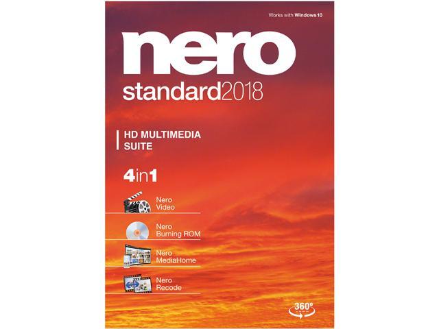 Nero Standard 2018 + Free Shipping W/ Promo Code EMCBBCC62 $29.99