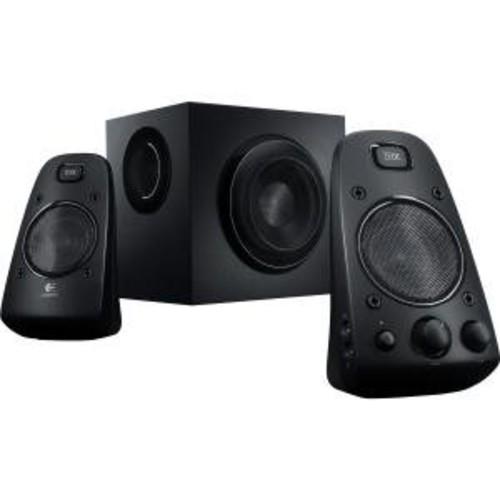 Logitech Z623 200 Watt Home Speaker System, 2.1 Speaker System W/ Proco Code:  EMCBBCD92 $89.99