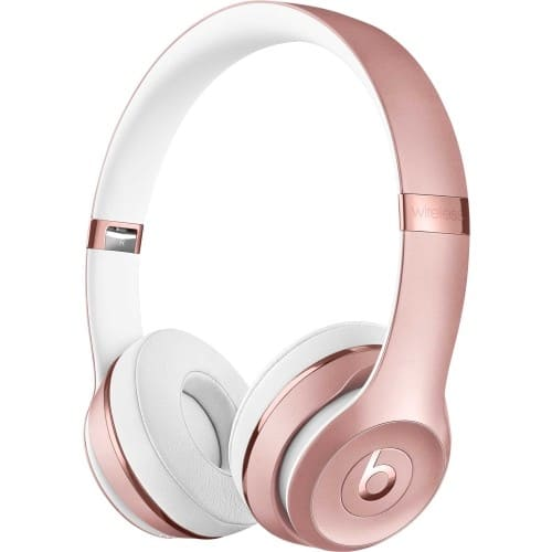 Beats by Dr. Dre Solo3 Wireless Headphones- Rose Gold-$198.99