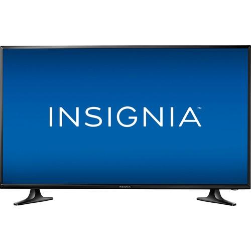 """Insignia™ - 40"""" Class (39.6"""" Diag.) - LED - 1080p - HDTV-$179.99"""