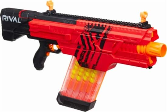 50% Off Select NERF Rival Blasters $22.49