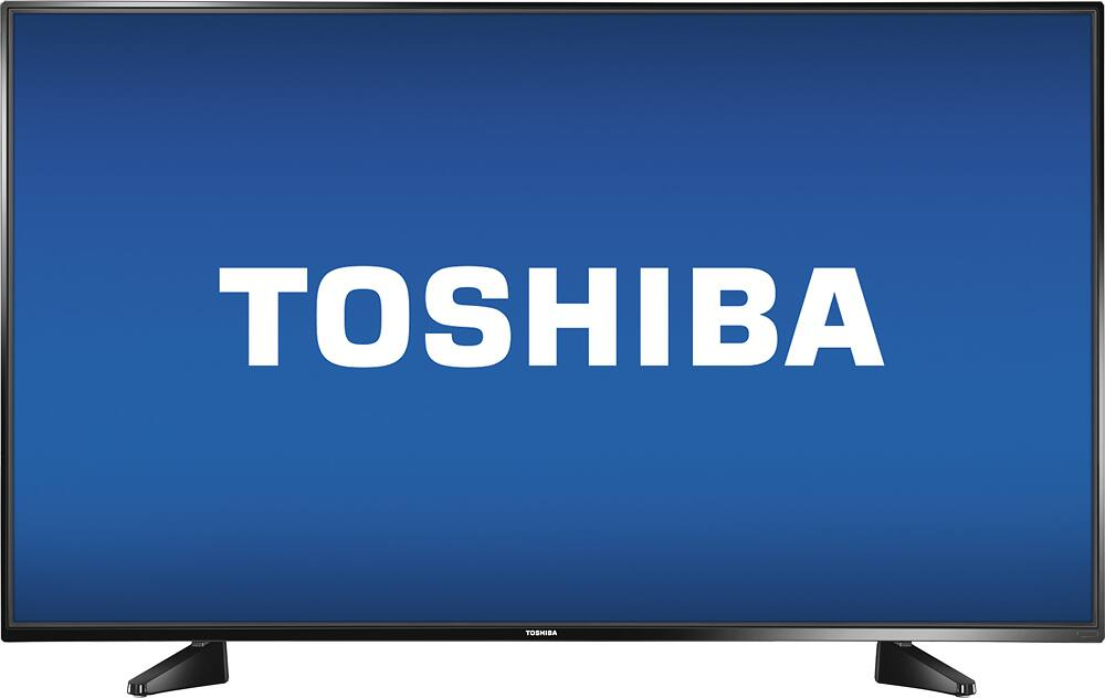 "Toshiba - 43"" LED 1080p TV $200 free shipping"