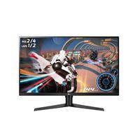 "LG 32GK650F-B 32"" WQHD 144Hz DP HDMI FreeSync LED Gaming Monitor - $300"