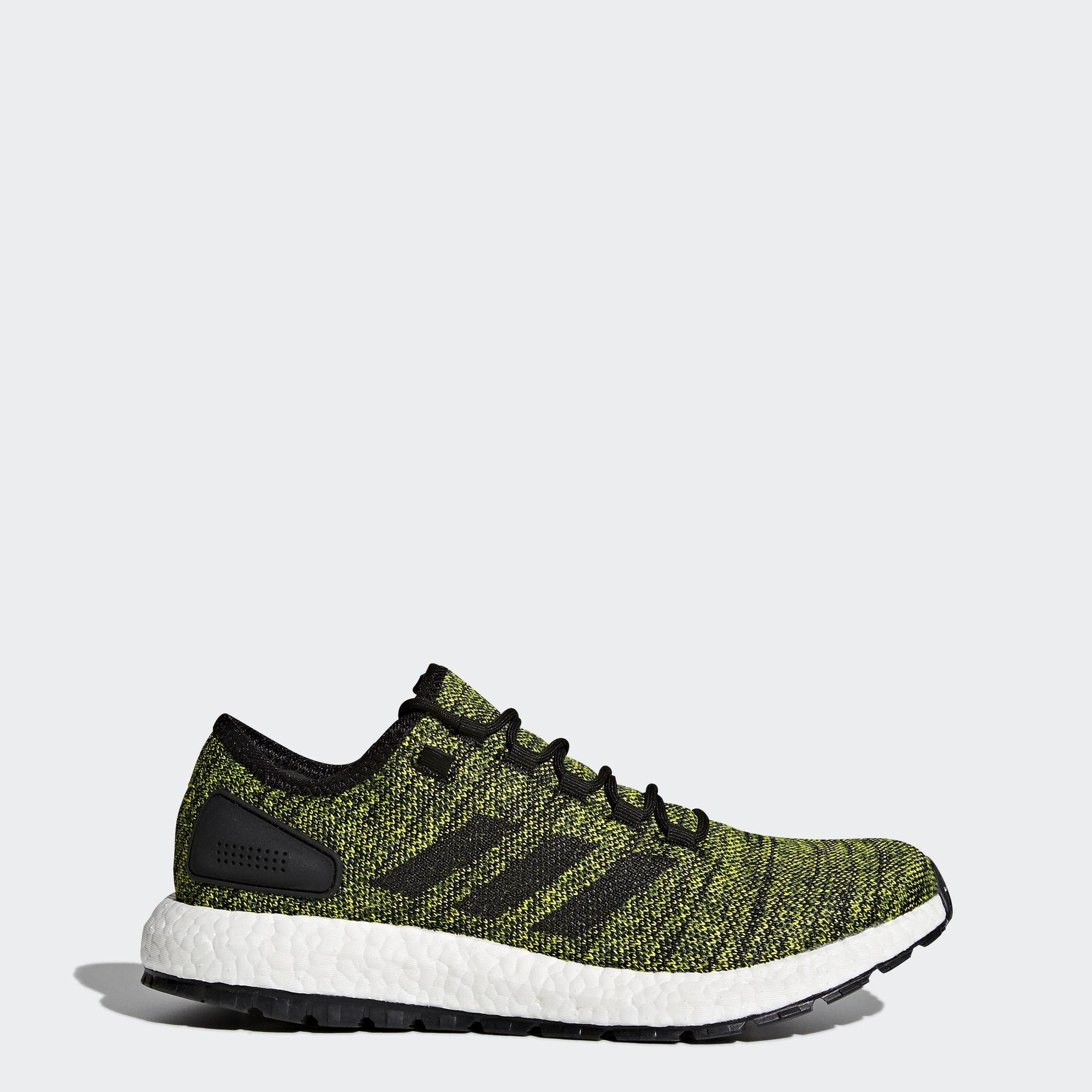 Adidas Pureboost All Terrain Shoe - Mens Green $60