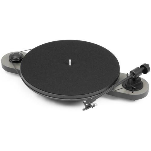 Pro-Ject Elemental Turntable w/USB (Silver & Black) $209