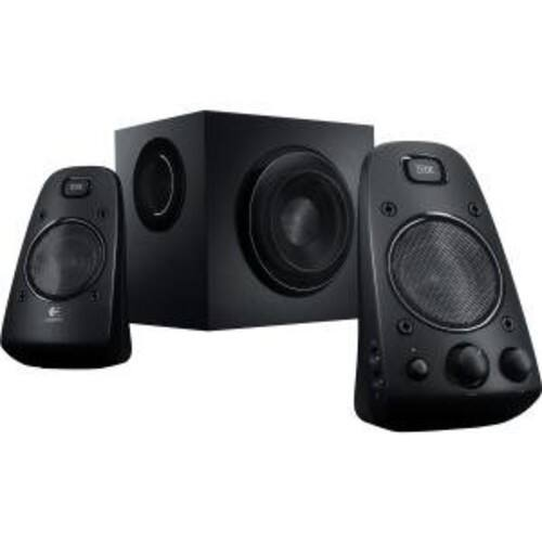 Logitech Z623 200 Watt Home Speaker System, 2.1 Speaker System [Analog] 30% OFF $99.99