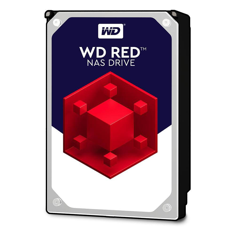 Western Digital WD RED 8TB NAS Hard Drive WD80EFZX $207.99 (PLEX PASS REQUIRED)