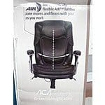 Serta AIR Health and Wellness Manager's Chair $122.21 + Tax FS Target