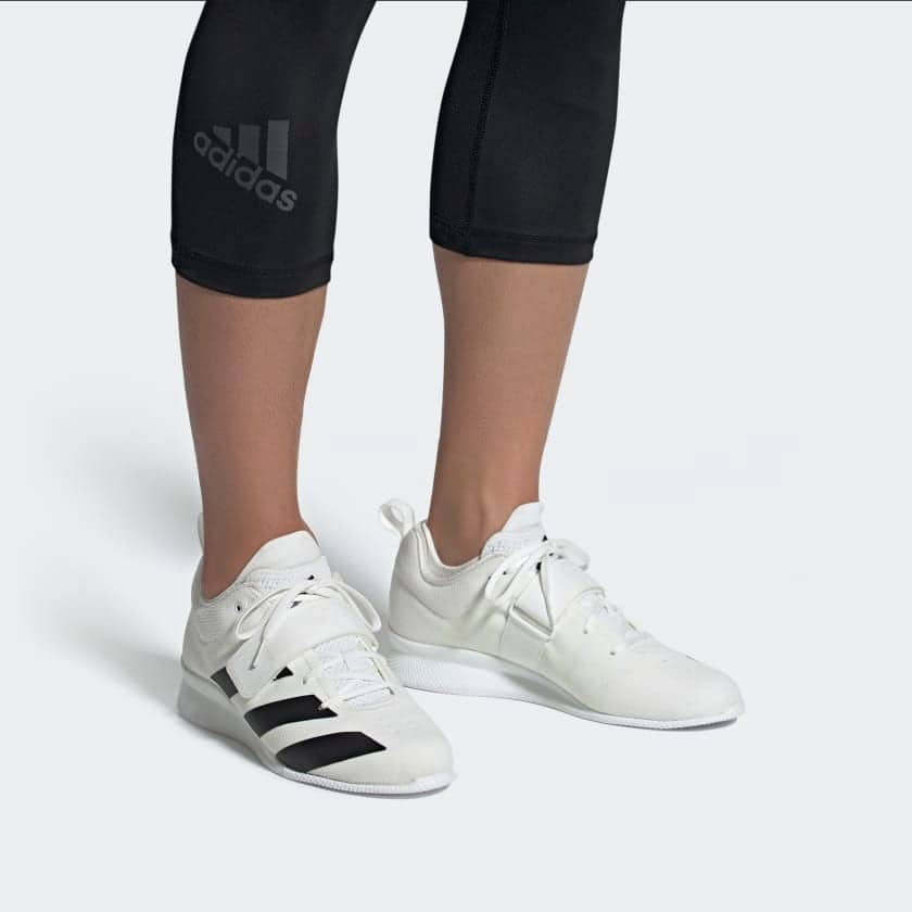 Adidas Aidpower and Power Perfect weightlifting shoes $98 and $45