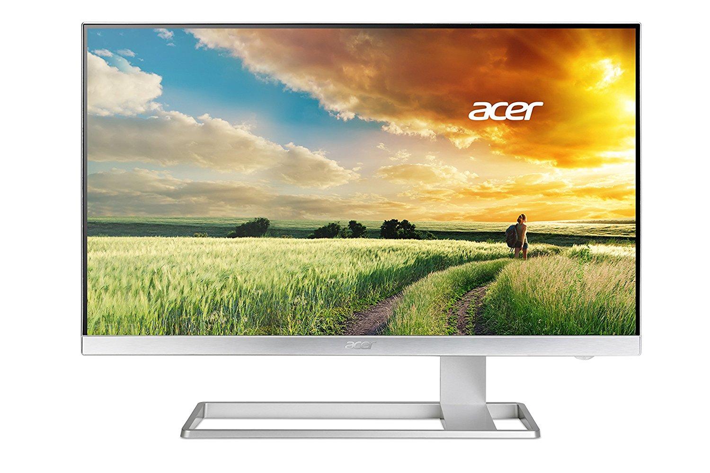 "Acer S277HKwmidpp 27"" 4k 3840 X 2160p IPS moniter *Refurb* $360.99"