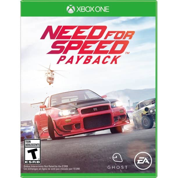 Need for speed xbox one and playstation 4 $39.99
