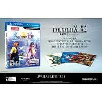Newegg Deal: Pre-order Final Fantasy X | X-2 HD for PS3 or PS Vita from Newegg and receive a $5 promotional gift card