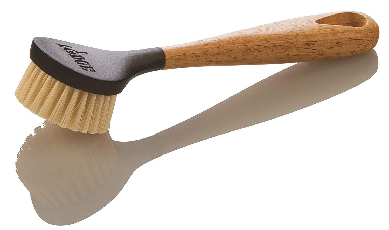 Lodge 10 Inch Scrub Brush for Cast Iron $4.56 in Amazon