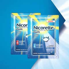 Nicorette Gum, 200 Pieces $44.99
