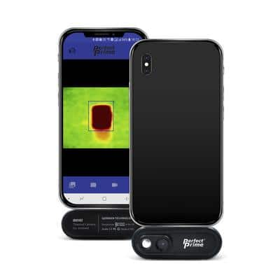 PerfectPrime Low Resolution Thermal Imaging Camera Attachment (Android) $90 - after using coupon code Happy2020  + Free Shipping